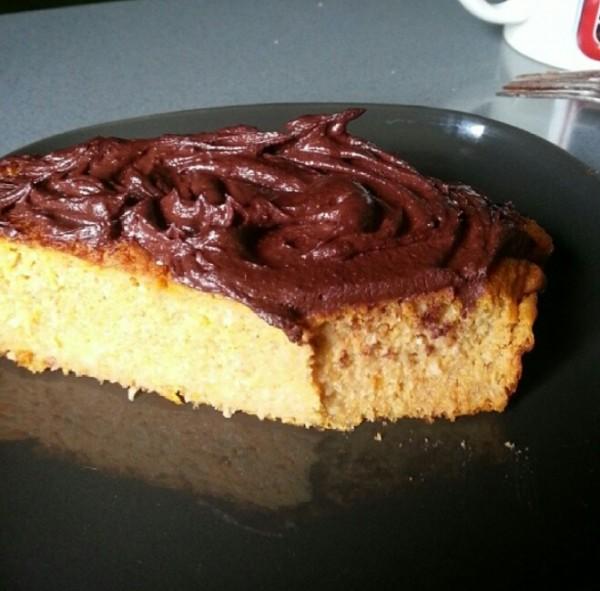 pastel de calabaza . Elena Somoano