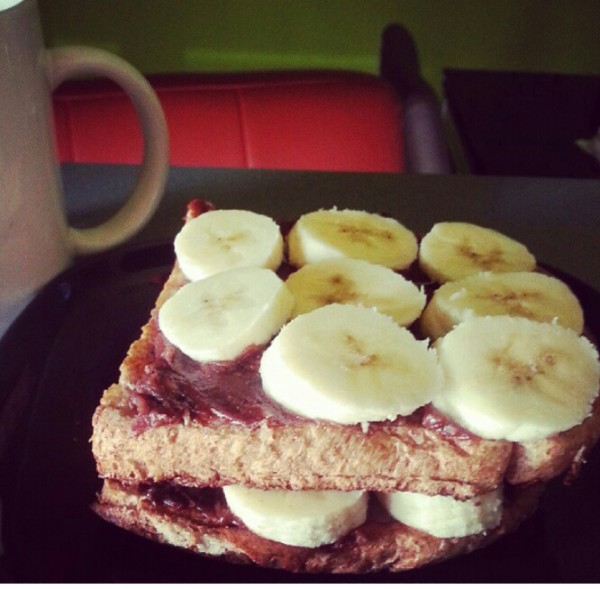 Elena Somoano Desayuno especial
