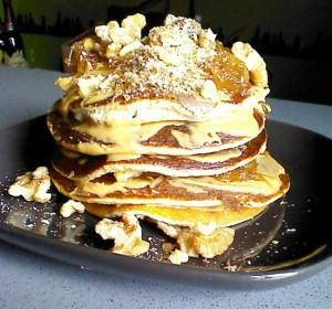 desayuno con tortitas, Elena somoano