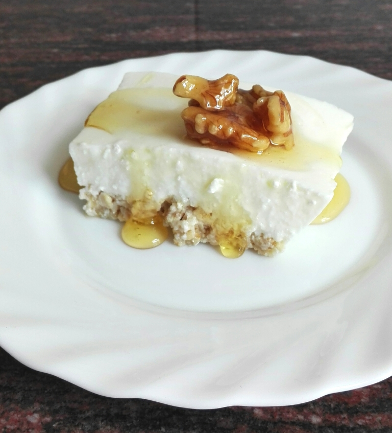 Elena Somoano Tarta de queso light